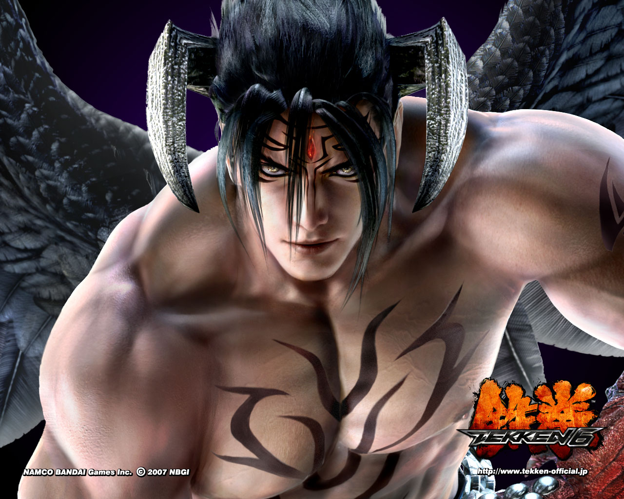 Tekken 6 Screensaver